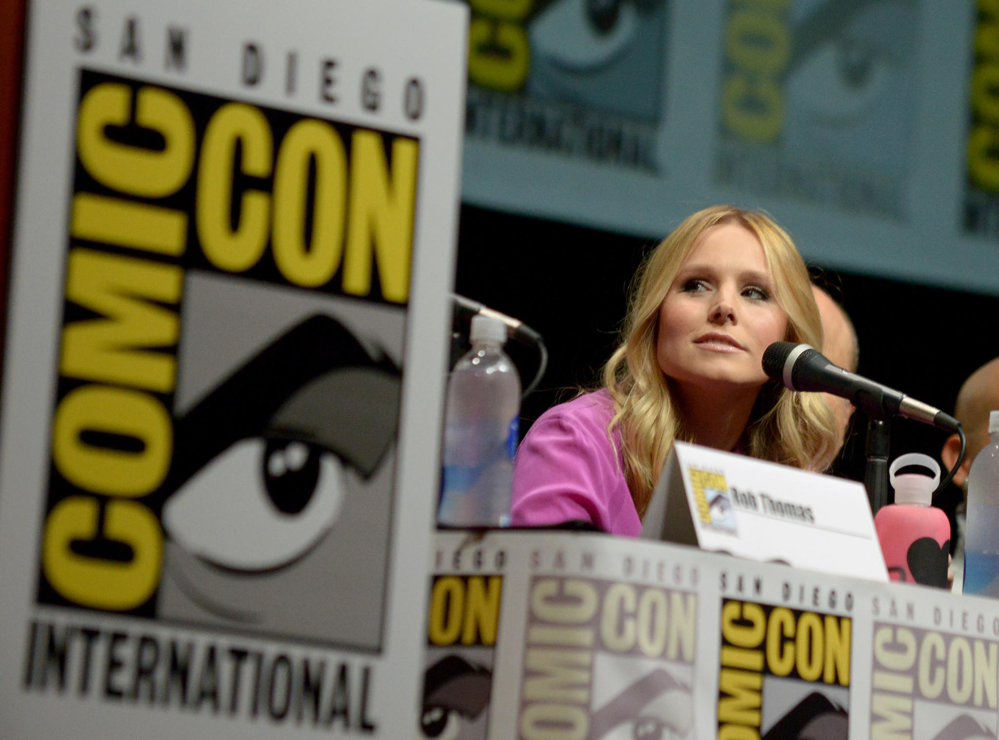 "Kristen Bell's ""Veronica Mars"" will be on the CW's online network, CW Seed."