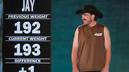'Biggest Loser's' Cowboy Jay: My hat doesn't smell, I promise