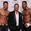 Jayme Vaughn, Ian Ziering and Matt Marshall