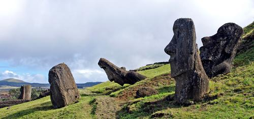 "The ultimate in luxury trips, spend 24 days on a private jet heading to the world's wonders on five continents, guided by National Geo experts and explorers. See iconic locations such as Easter Island (pictured), Machu Picchu, the Great Barrier Reef and the Serengeti Plain after arriving by jet (only 77 passengers) and checking into luxurious hotels. Book now for the 2015 departures for $72,950 per person (all 2014 departures have wait lists). Info: <a href=""http://bit.ly/18vzupB"">http://bit.ly/18vzupB</a>"
