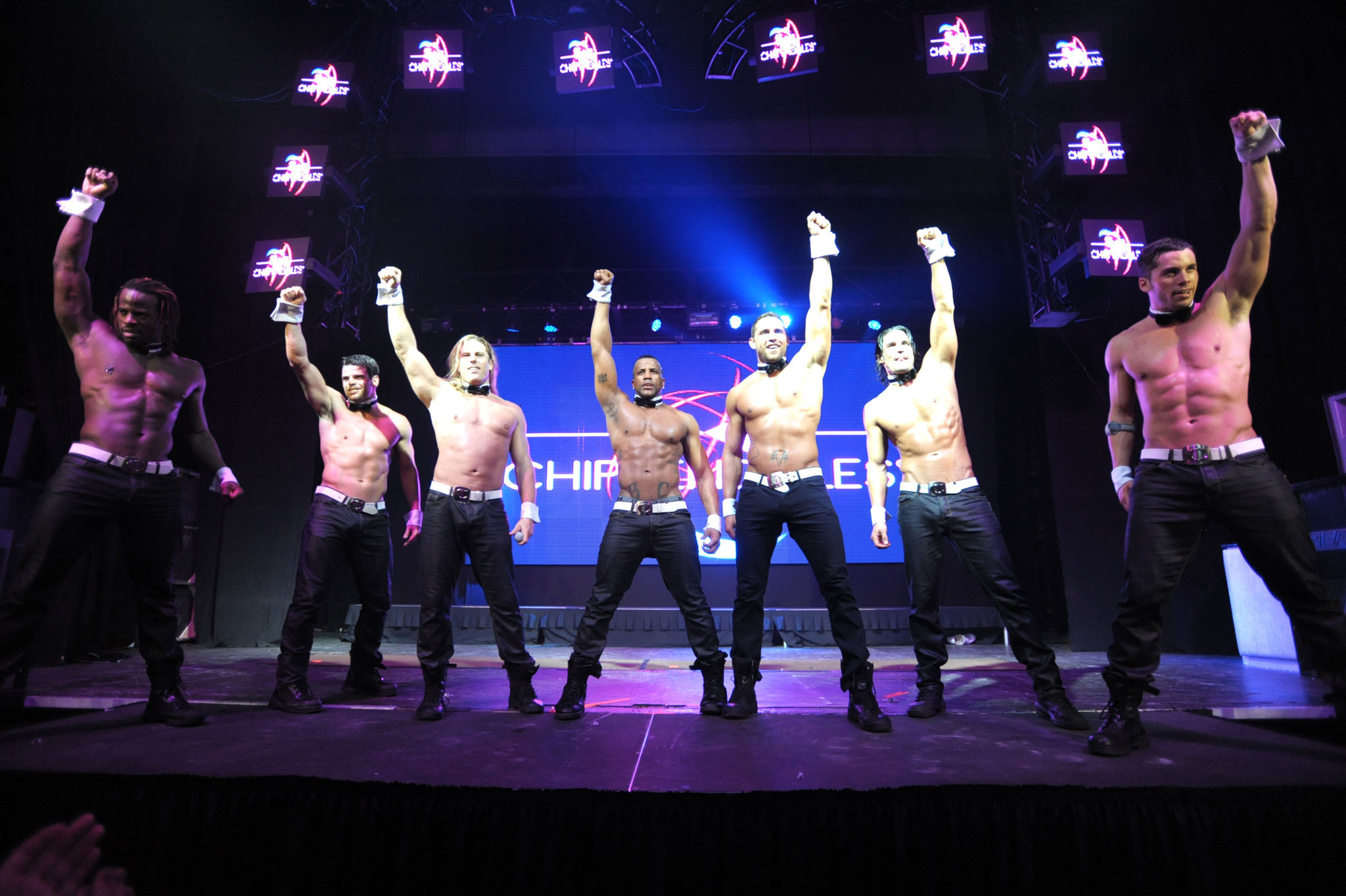 Chippendales open in Miami Beach - Chippendales
