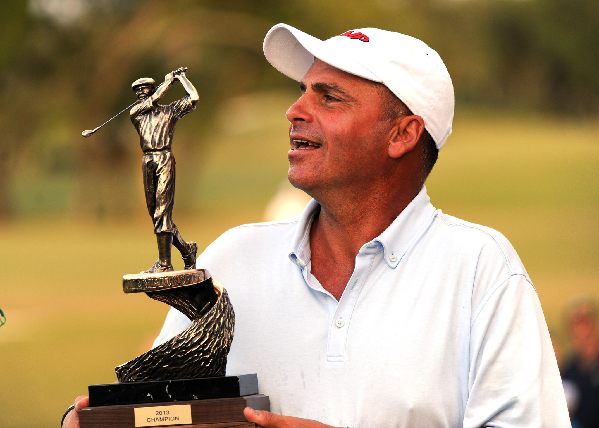 Rocco Mediate will be back to defend his Allianz Championship title Feb. 7-9 in Boca Raton.