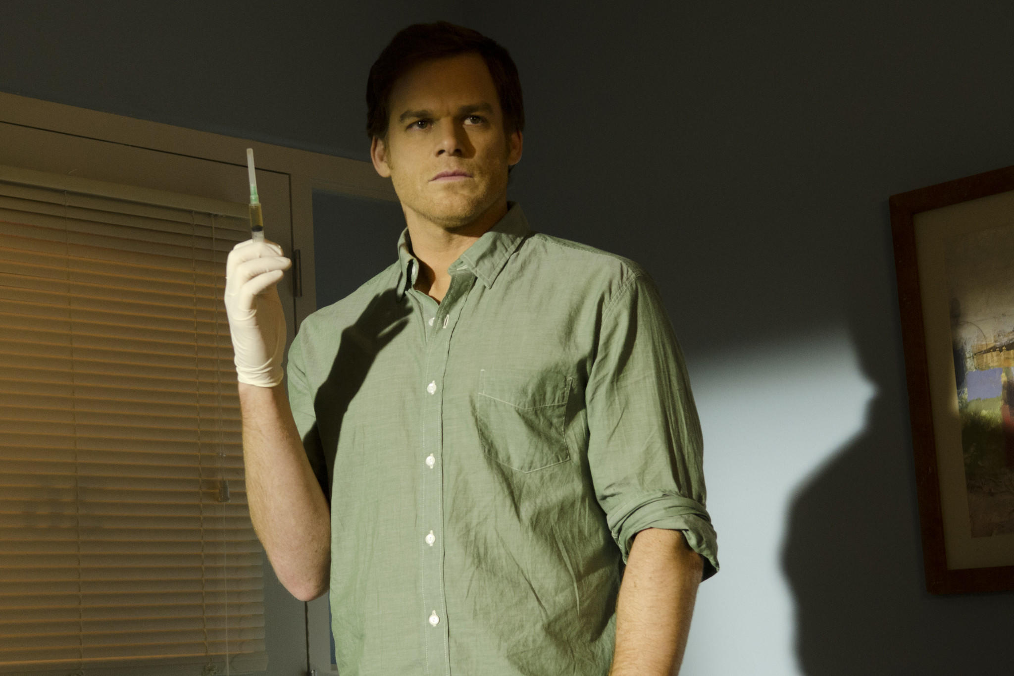 Tca showtime chief talks homeland and possible dexter return michael c hall as dexter morgan in the series finale of dexter m4hsunfo