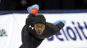 Will new suit revolutionize speedskating?