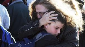Boy, 12, opens fire at New Mexico school
