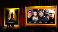 'American Hustle,' 'Gravity' lead Oscar nominations with 10 nods each