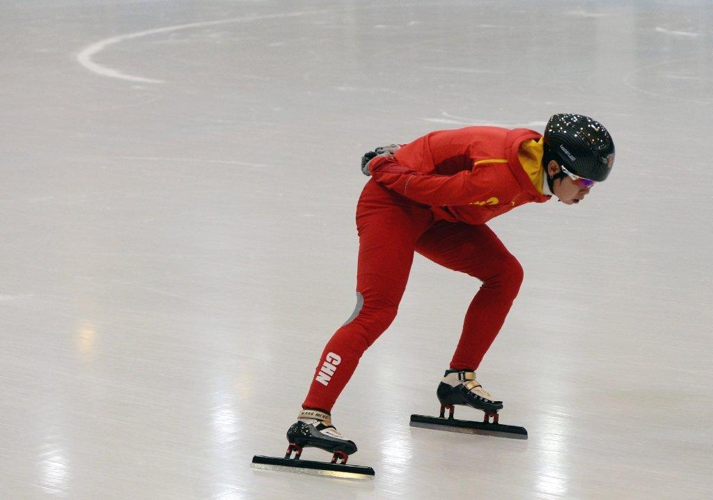 Wang Meng will probably miss the Sochi Olympics because of a broken right ankle.
