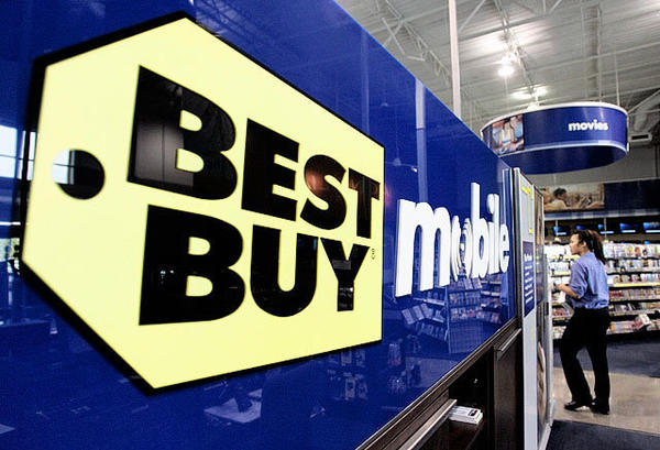 Best Buy stock tanks after disappointing holiday earnings.