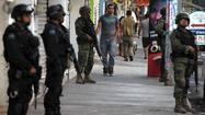 Some Mexico vigilantes cooperating with government forces
