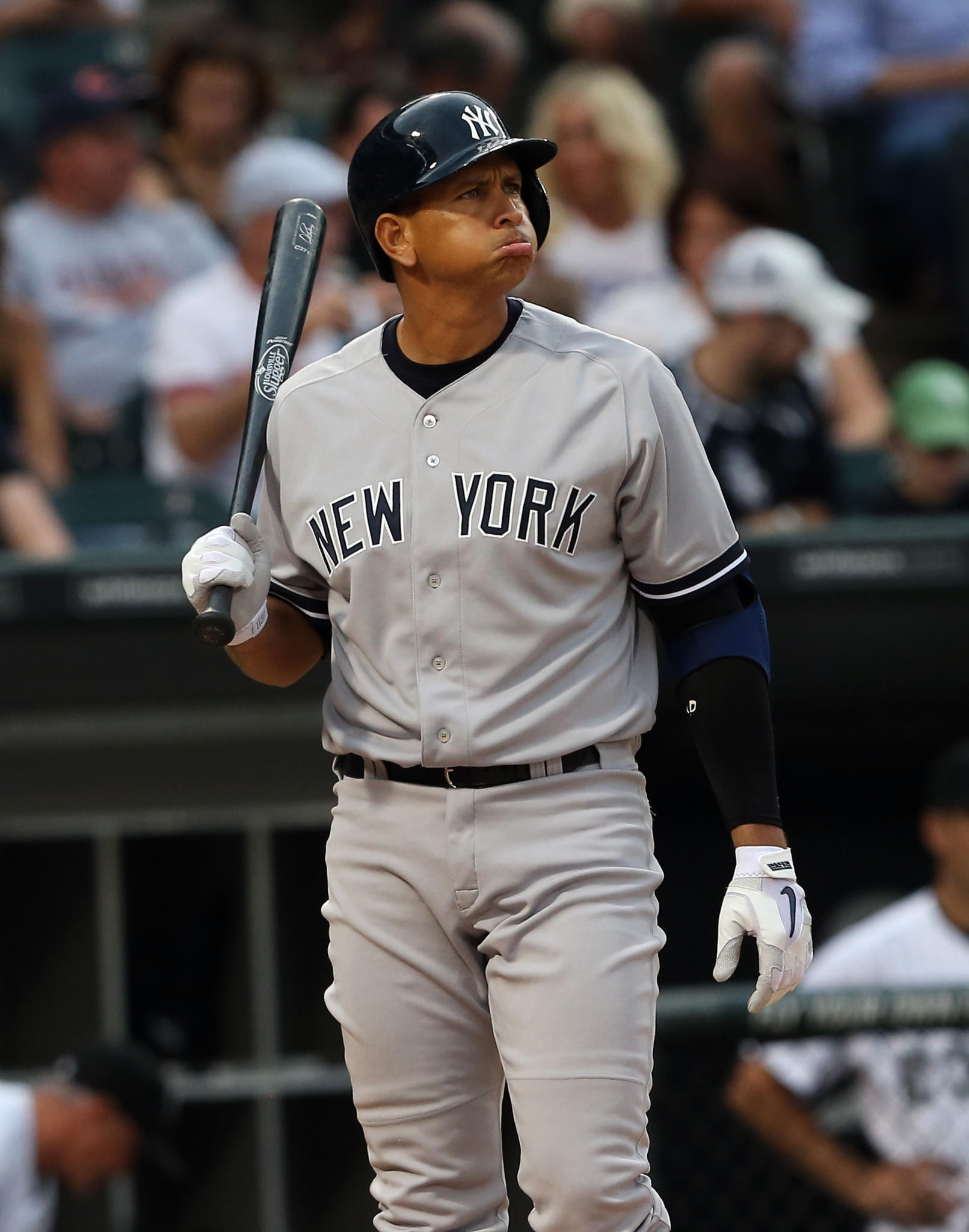 New York Yankees third baseman Alex Rodriguez has been suspended for the 2014 season.