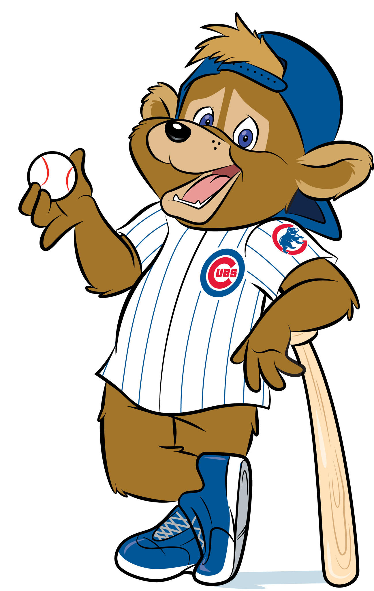 The Cubs' new mascot, Clark, has caused quite a stir. Which is a very Cubs thing to happen.
