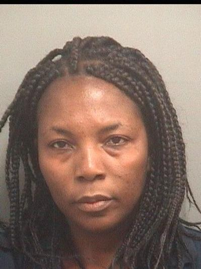 Lindela Edmonds, 44, of Greenacres, was arrested Jan. 15, 2014. She faces charges of insurance fraud and false reporting of a non-existent crime.