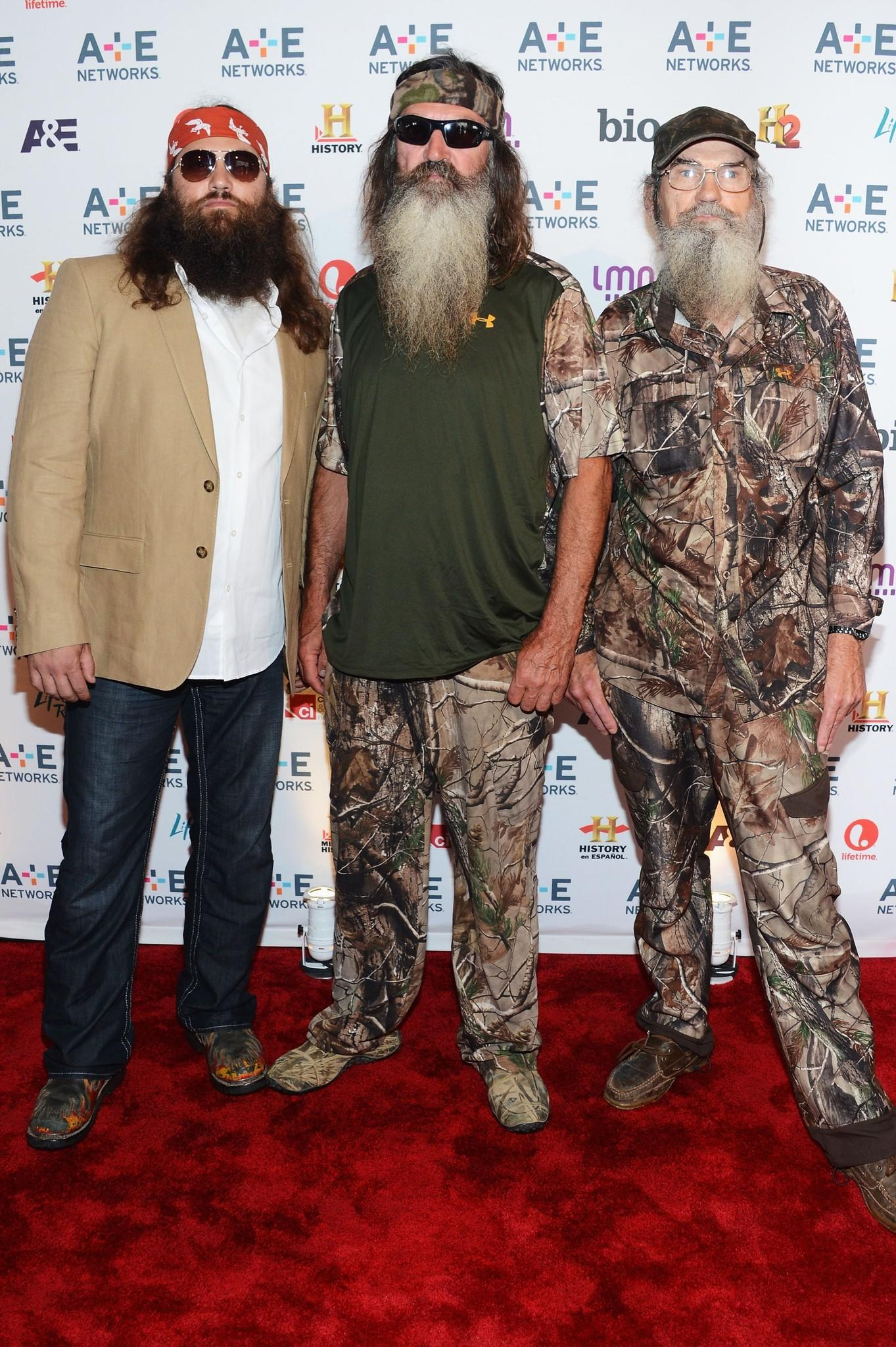 A&E reality series, Duck Dynasty premieres its fifth season.