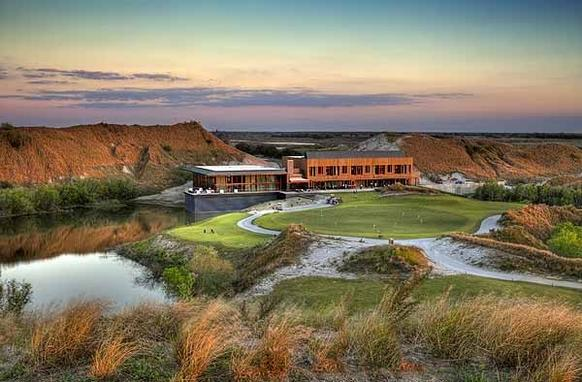Streamsong Resort opened in 2014 and is located in southern Polk County, Florida.
