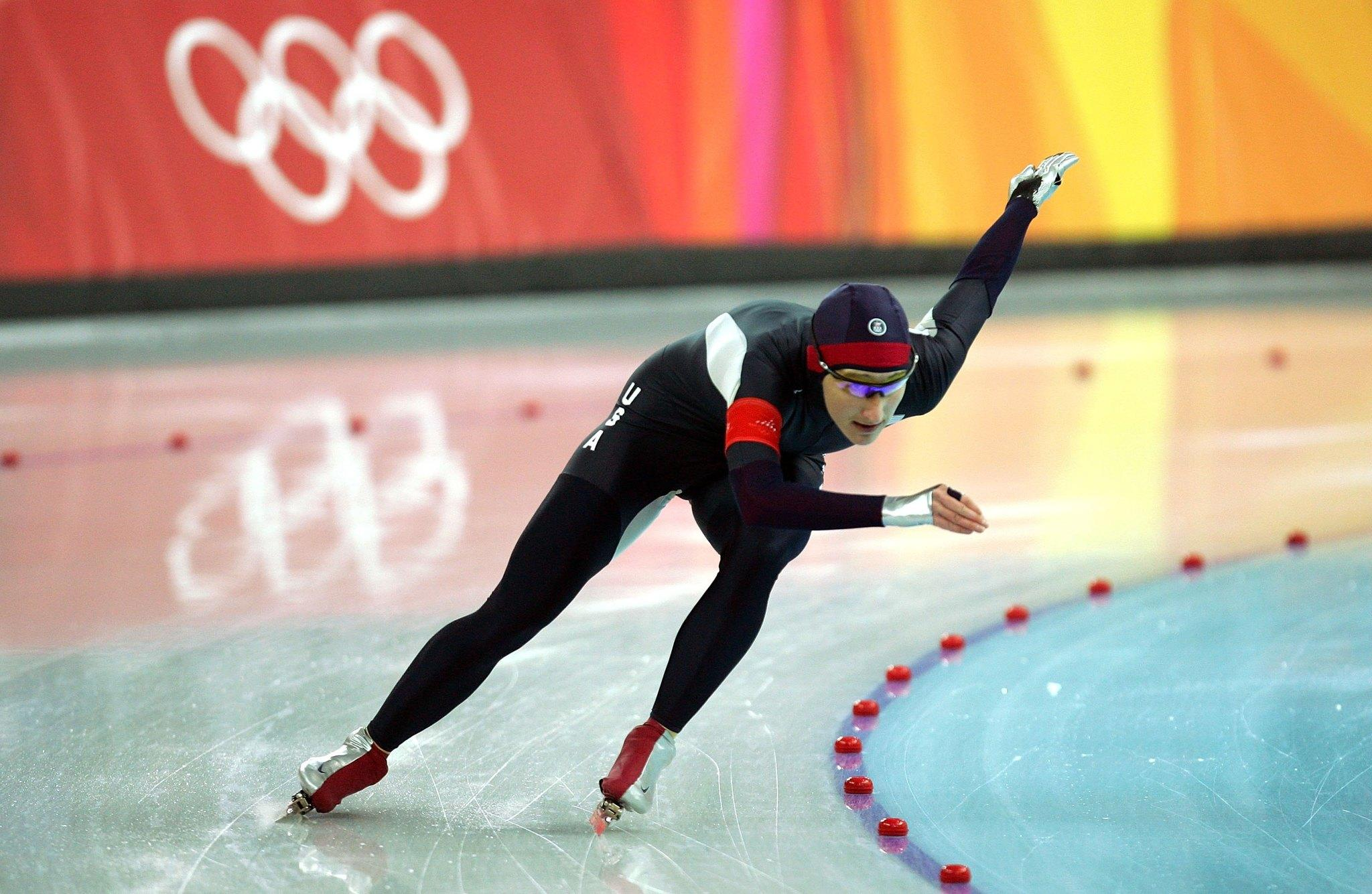 Speed skater Jennifer Rodriguez, who was born in Miami and attended Palmetto High School, competed in the 2002 Olympics.