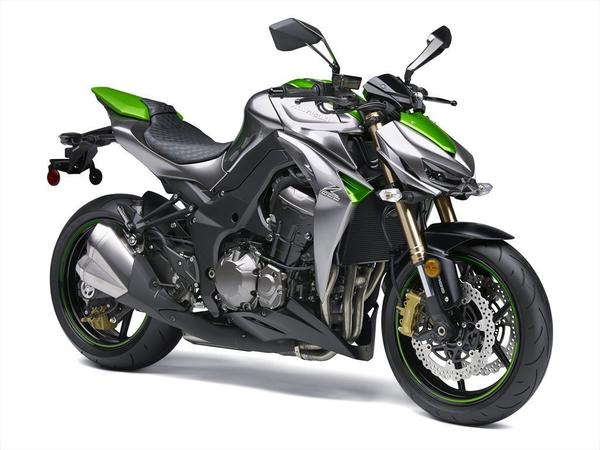 "Kawasaki brings ""sugomi"" styling and massive torque to this entry into the naked street bike category."