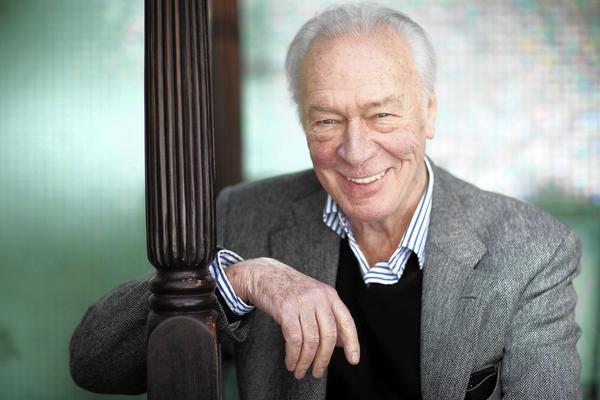 "Christopher Plummer draws on his favorite writers in ""A Word or Two,"" coming to the Ahmanson Theatre, a venue he finds just right for his task"