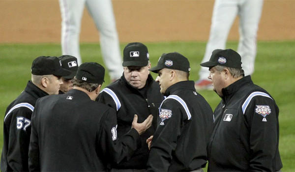 Major League Baseball announced Thursday that it has expanded the use of instant replay and will allow managers to challenge at least one call per game.