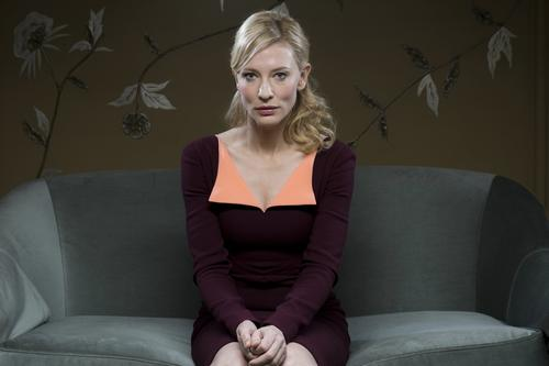 """Cate Blanchett, lead actress nominee for """"Blue Jasmine."""""""