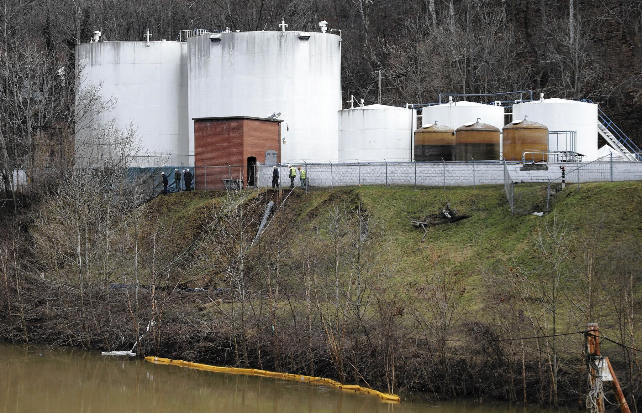 At least 7,500 gallons of a little-understood chemical known as MCHM spilled into the Elk River.