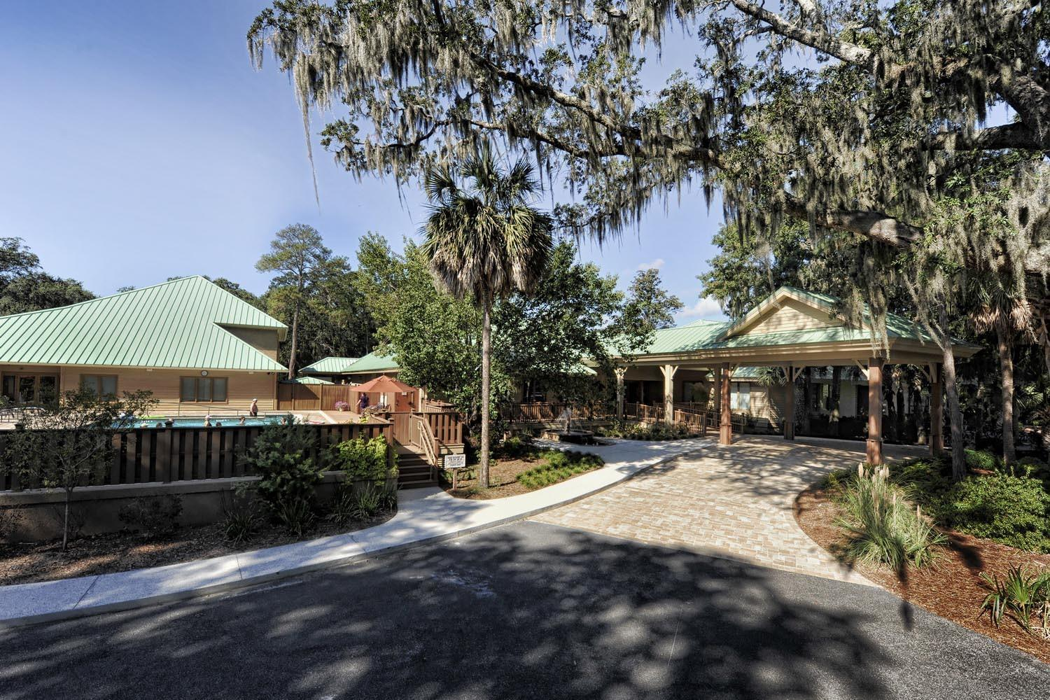The main facility at Hilton Head Heath in Hilton Head, SC.