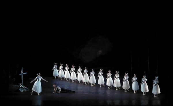 Dancers Ethan Stiefel and Johan Kobborg channeled their knowledge of 'Giselle' into a new production of the work for the Royal New Zealand Ballet
