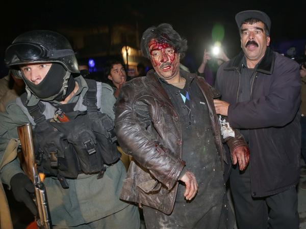 Kabul restaurant attacked
