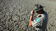 California declares drought emergency