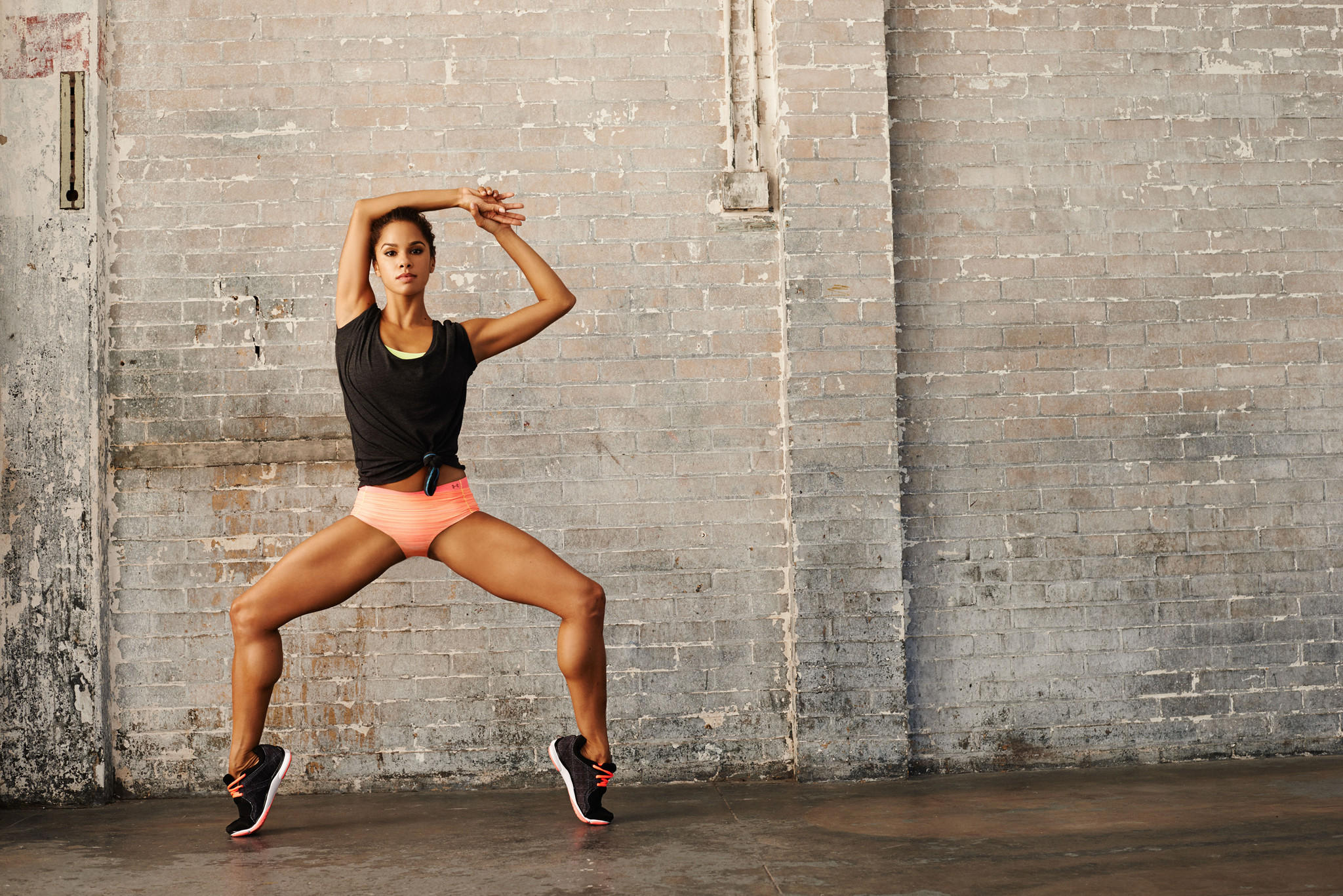 Misty Copeland campaign for Under Armour. Photo courtesy of Under Armour