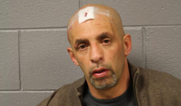 Burglary parolee Johnny Mejias was charged with felony burglary after police caught him after he broke into a home in the 900 block of North Winchester Avenue, police said.