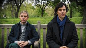Review: Benedict Cumberbatch's 'Sherlock' is alive as ever