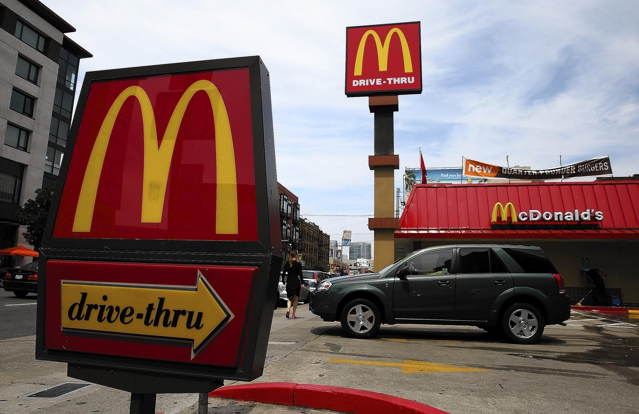 Ray Kroc of McDonald's saw what the McDonald brothers were doing in California and saw the potential to make it work on a grander scale through consistency, marketing and franchising.