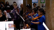 BSO's OrchKids gets million dollar donation [WJZ Video]