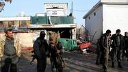 Afghanistan restaurant attack was retaliation, Taliban says
