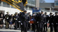 Former Baltimore police commissioner memorialized
