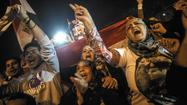 Official results in Egypt: 98.1% approve constitution