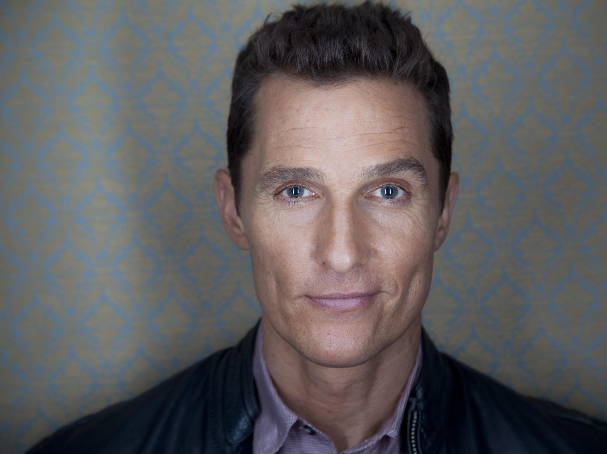 "Matthew McConaughey won the SAG Award for best actor for his performance in ""Dallas Buyers Club."""
