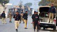 Blast kills 22 soldiers in Pakistan military convoy
