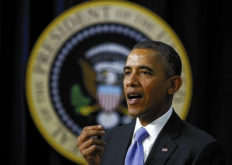 President Obama gives remarks at an event on Expanding College Opportunity in Washington