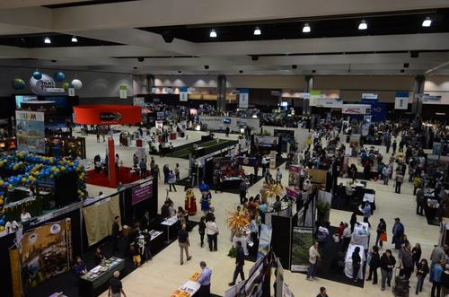 The Travel Show at the L.A. Convention Center on Saturday and Sunday featured destination booths, cooking demonstrations as well as celebrity speakers like Arthur Frommer and Henry Rollins.
