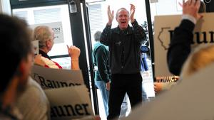 Troubled firm Lason Inc. doesn't fit Bruce Rauner's story