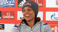 Lolo Jones, Lauryn Williams chosen for U.S. Olympic bobsled team