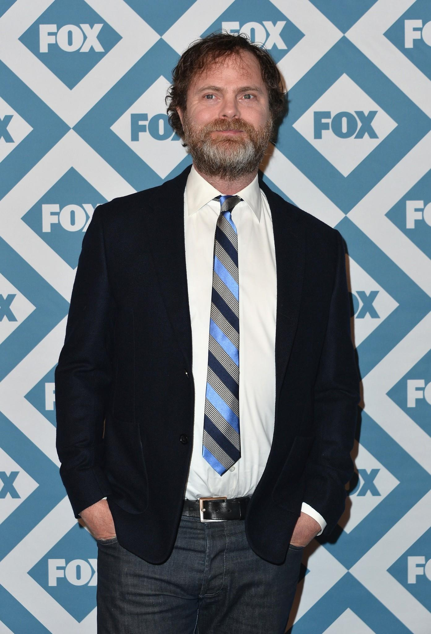 Rainn Wilson turns 48 on Monday, Jan. 20.