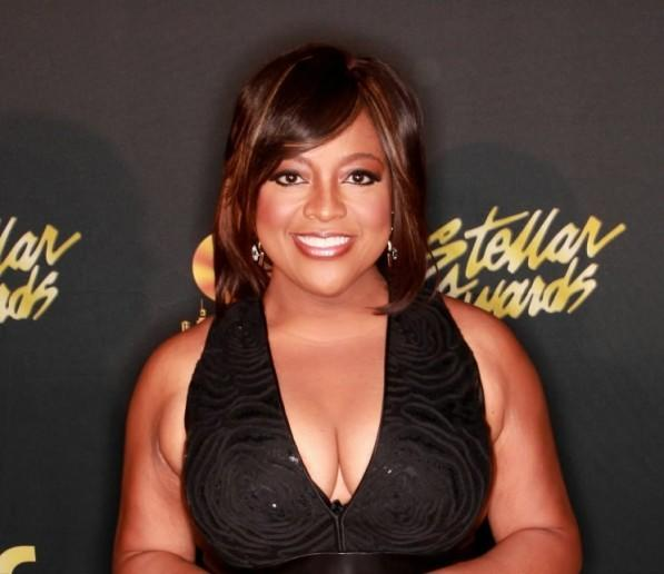 """The View"" co-host Sherri Shepherd arrives at the 2014 Stellar Awards at Nashville Municipal Auditorium Jan. 18, 2014 in Nashville, Tennessee."