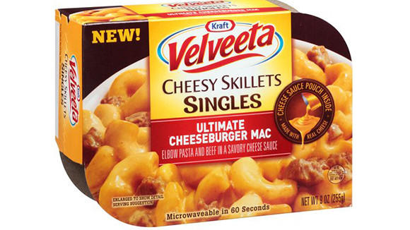 Some single-serving Kraft Velveeta Cheesy Skillet dinners are being recalled because the labels didn't identify that they contain soy products.