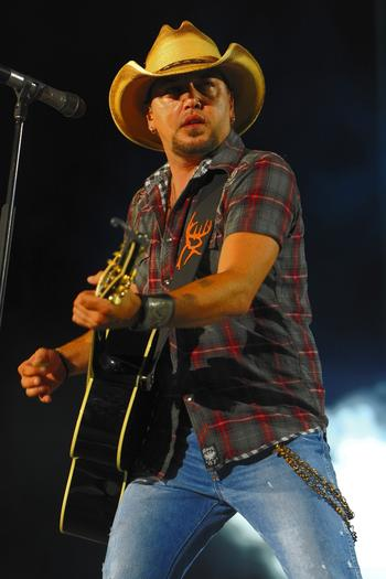 Jason Aldean is scheduled to play the Farm Bureau Live amphitheater in Virginia Beach Sept. 7, 2014.