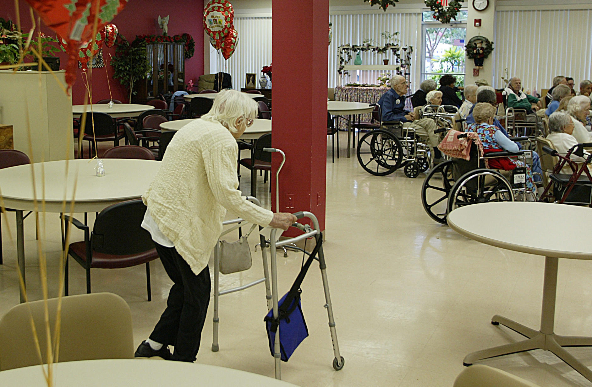 Falls were the top cause of non-fatal injuries to seniors age 65 and older, according the Centers for Disease Control and Prevention, with 2.4 million incidents in 2012.
