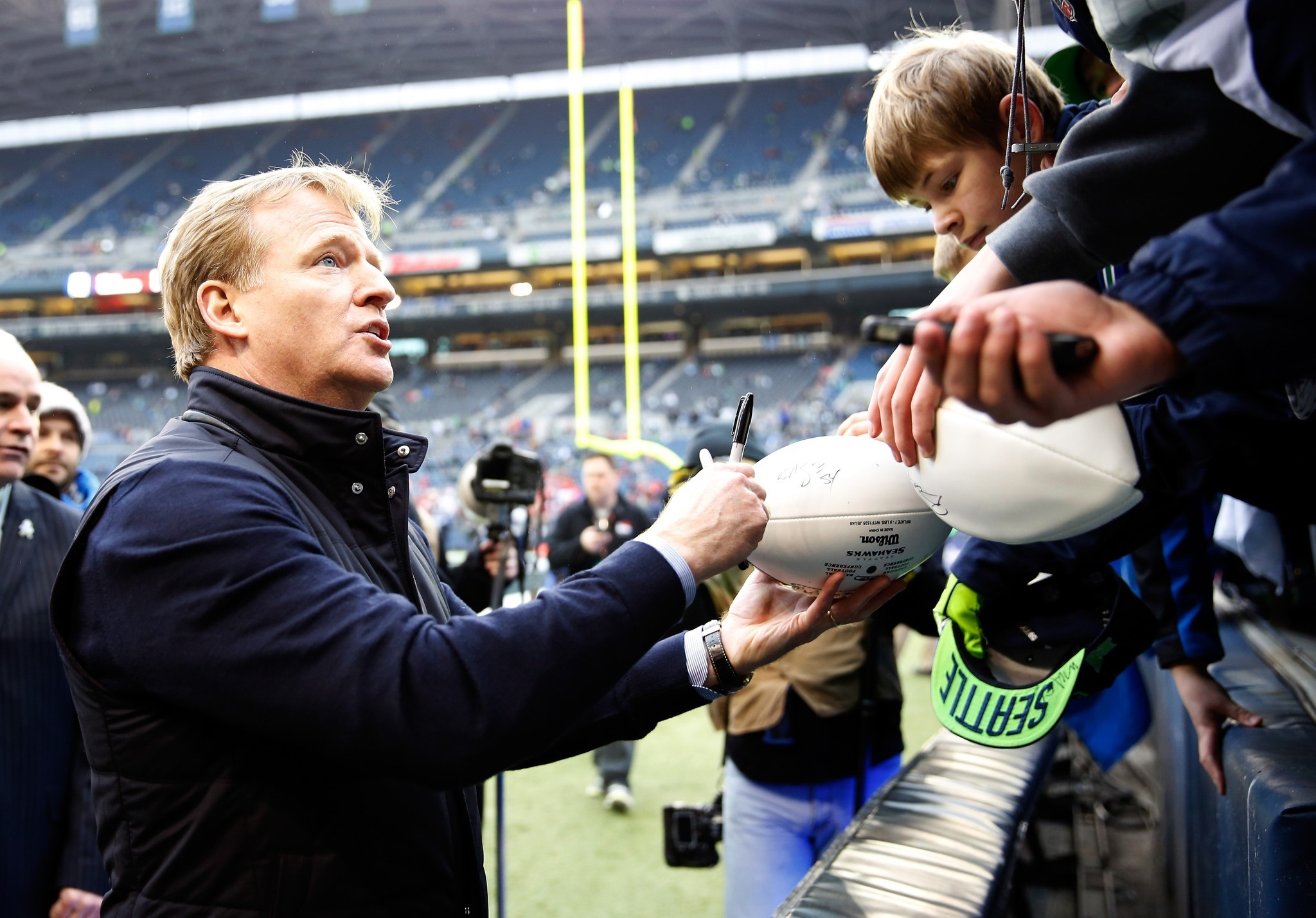 Goodell: Extra points could go away in NFL