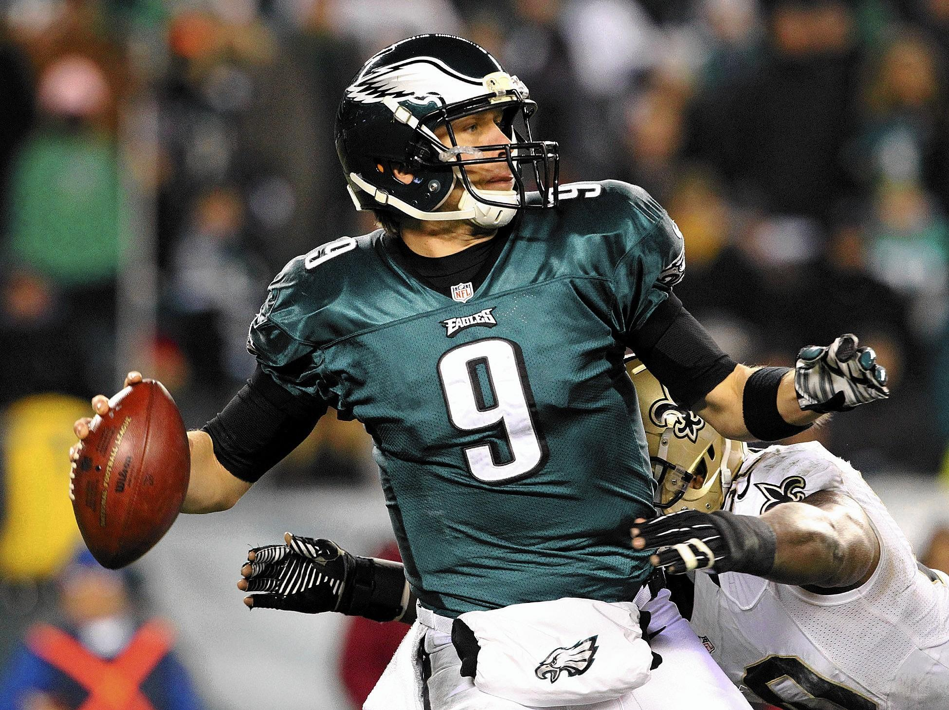 Nick Foles has put together perhaps the best statistical career start of any quarterback in NFL history. In 20 appearances, including just 16 starts, he has completed 364 of 582 attempts for 4,590 yards and 33 touchdowns while tossing just seven interceptions. His 1.2 interception percentage is the lowest in league history among all players who've attempted at least 500 passes.