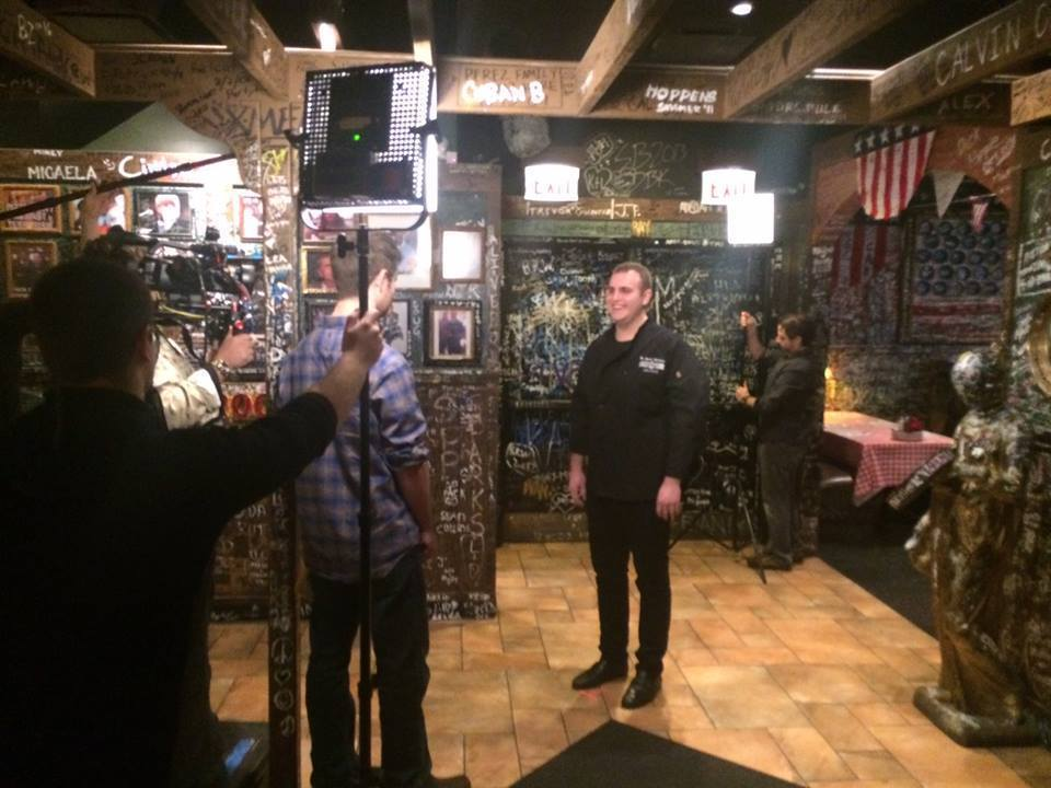 travel channel s chowdown countdown films at gino s east